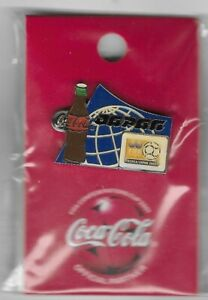 FIFA Confederations Cup 2001 - Coca Cola - Pin Badge - BNIP