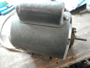 Older Small Light Duty Ge Electric Motor