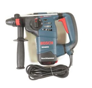 Bosch 1 1 8 Rh328vc Rotary Hammer Drill Sds max Variable speed 120v