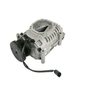 Mechanical Supercharger With Electric Clutch Genuine New Oem R170 W202