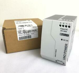 Phoenix Contact Power Supply Unit Ps 2ac 24dc 90w c2lps 2904371 Brand New