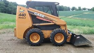 Case 440 Series 3 Skid Steer Loader A c High Flow