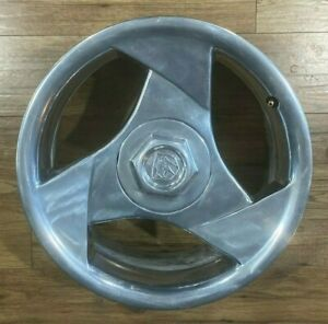 1994 Dodge Viper Front Right Chrome Rim With Center Cap Near Mint Condition Oem