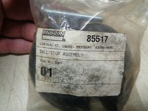 Lincoln 85517 Hose Reel Ball Stop 27 32 To 31 32 Air Oil Water 73 74 76a 76b