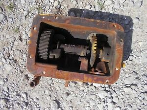 John Deere D Tractor Jd Governor Case D21r Internal Parts D59r