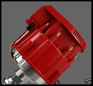 Sbc Bbc Chevy V8 Hei Complete Distributor With Super Cap 6500 R