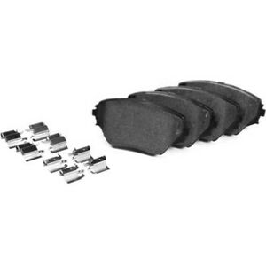 106 00090 Centric 2 wheel Set Brake Pad Sets Front Or Rear New For Jaguar Xj6 Xj