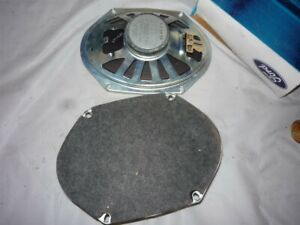 Nos 1982 85 Ford Mustang 6x8 Speakers Pair Nos E2zf 18971 Aa
