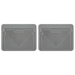 52022 Husky Liners Floor Mats New Gray For Ram Truck Bronco Explorer F150 Coupe