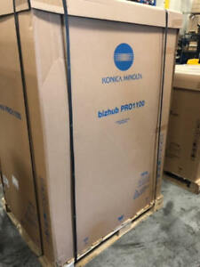 Konica Minolta Bizhub Pro 1100 New In Box