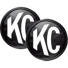 5400 Kc Hilites Offroad Light Covers Set Of 2 New Pair