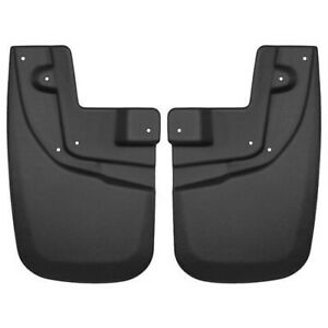56931 Husky Liners Set Of 2 Mud Flaps Front New For Toyota Tacoma 05 12 14 Pair