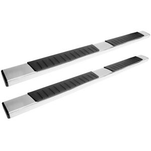 28 71130 Westin Set Of 2 Running Boards New Polished For Toyota Tacoma Pair