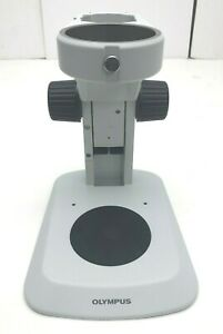 Olympus Sz2 st Stereo Microscope Standard Base Stand Preowned Nice