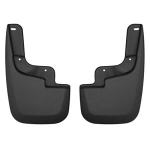 58231 Husky Liners Set Of 2 Mud Flaps Front Driver Passenger Side New Pair