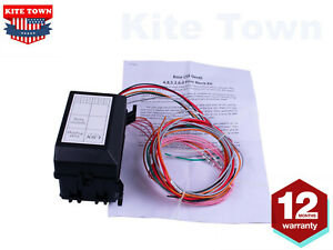 Swap Relay Fuse Box Block Kit For Standalone Harness Fit Ls Ls1 6 0 5 3 4 8 Lsx