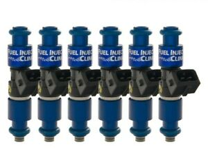 Fic 1200cc Injectors For Supra 2jz all 2jz 14mm Is145 1200h