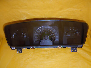 Speedometer Instrument Cluster 09 Dodge Journey Dash Panel Gauges 50 322 Miles