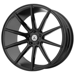 4 asanti Abl 20 Aries 22x9 5x112 32mm Gloss Black Wheels Rims 22 Inch