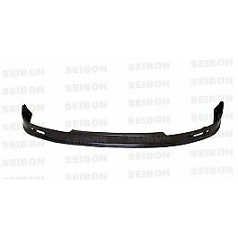 Seibon Mg Style Carbon Fiber Front Lip For 1999 2000 Honda Civic