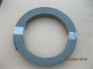 Roll Brake Lining Material 1920 1960 Ford Chevy Hudson Olds Ihc Mopar 2 X 1 4