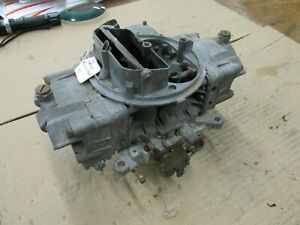 1968 Ford Mustang 390 4 Speed Holley Carburetor C80f 9510 c 3795 1 812