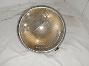 1930 s Bi ray Headlight Assembly With Depress Beam Lens M339