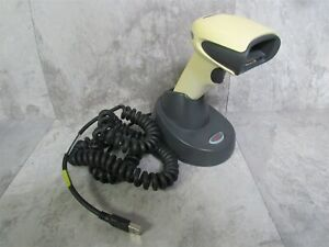 Honeywell Xenon 1902 Wireless Barcode Scanner W Ccb01 010bt Charger Base Usb