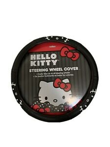 New Hello Kitty Steering Wheel Cover Fits 14 5 15 5