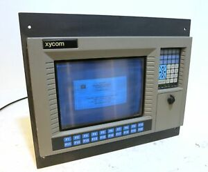 Xycom 9450 Operator Interface Screen Monitor Options 713316 t Pc at Computer