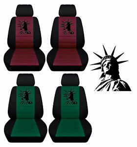 Customized Seat Covers Jeep Liberty 2001 To 2012 Color Options Available