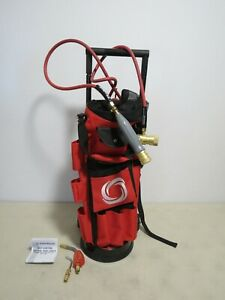Victor Turbotorch Tdlx 2010b Extreme Air Acetylene Torch Tote 0386 0578