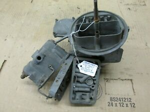 1966 Ford Comet Fairlane 390 Gt Holley Carburetor 3557 5a5 C60f 9510 N Parts