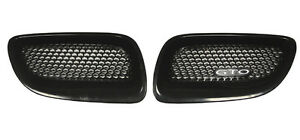 Gtog8ta Pontiac Gto Sap Sport Appearance Package Grilles Grills 04 06 Inserts