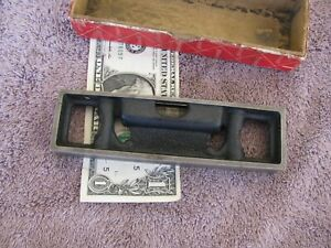 Starrett 132 6 Bench Level Tool Machinist Toolmaker Tools