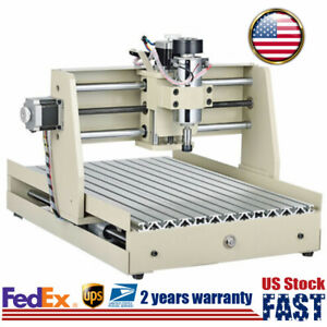 3 Axis Cnc Router Desktop Engraving Usb 3040t Engraver Cutter Carving Machine