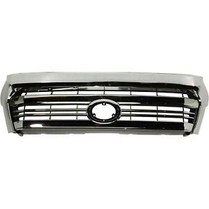 531000c280 New Grille Grill For Toyota Tundra 2016 2017