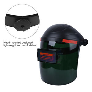 Guard Head mounted Welding Face Shield Impact Resistant Eyes Face Protector