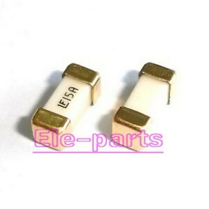 50 Pcs 1808 15a 0451015 mrl Littelfuse Fast Acting Smd Fuse