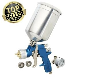 Devilbiss Finishline 4 Flg 670 Solvent Based Hvlp Gravity Feed Paint Gun