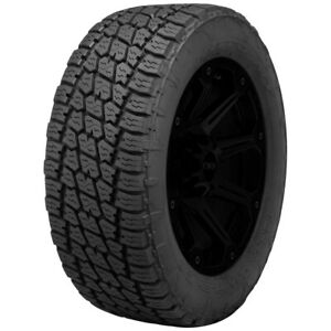 4 p265 70r18 Nitto Terra Grappler G2 116t B 4 Ply Bsw Tires
