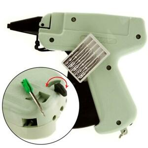 Clothes Garment Price Label Tagging Tag Gun Supporting Barbs 5 Needles Pw