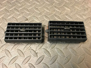 Dash Center Vent Louvers Toyota Pickup Truck 4runner Heater Ac Hvac 1989 1995 92