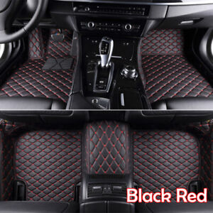 For 2012 2013 2018 Jeep Grand Cherokee Car Floor Mats Liner Waterproof Pad Mat