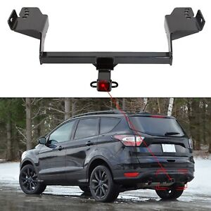 For 2013 2018 Ford Escape Class 3 Trailer Hitch Receiver Rear Bumper Towing 2