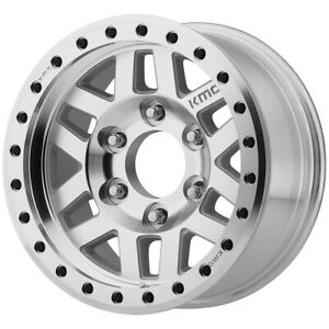Xd Series Xd228 Machete Desert 17x8 5 8x6 5 0mm Machined Wheel Rim 17 Inch