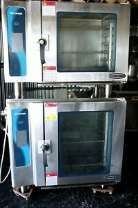 Alto Shaam Double Stacked Combi Oven Ovens Electric 10 10 Es 6 10 Es School