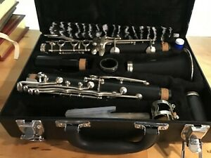 ANDINO BY LUIS ROSSI CLARINET WITH CASE