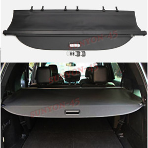 2011 2019 For Ford Explorer Car Rear Trunk Cargo Cover Security Shield Shade