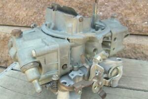 428 Cobra Jet Holley Carb D0zf 9510 ab List 4514 1 70 Mustang Cougar Auto No A c